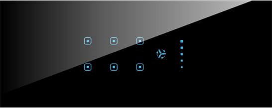 6 Switches 1 Fan